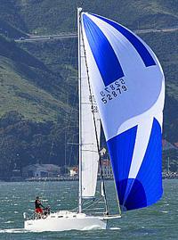 J/120 sailing team