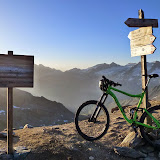Bike - Madritschjoch 3123 m