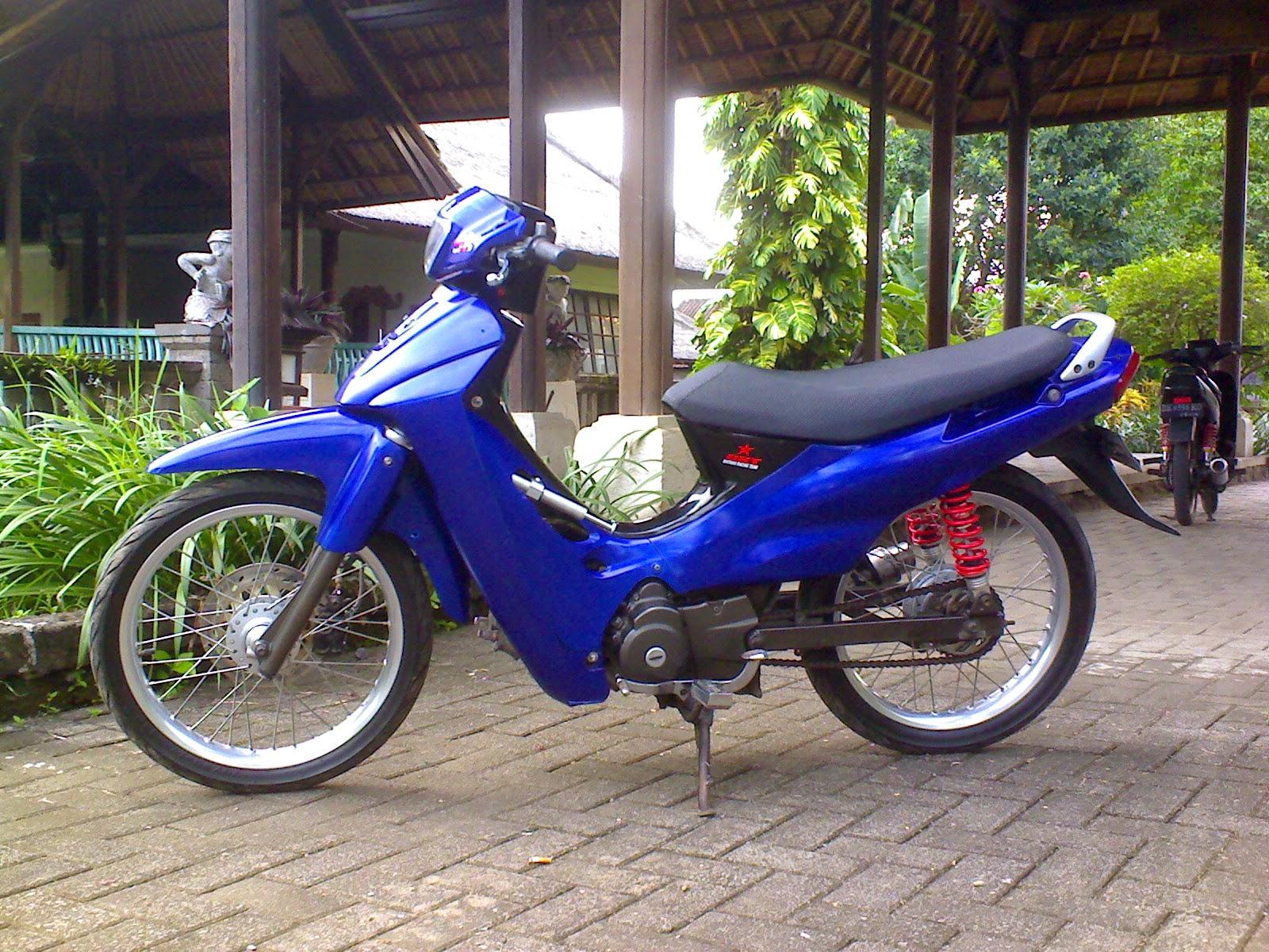 Foto Modifikasi Motor Yamaha 75