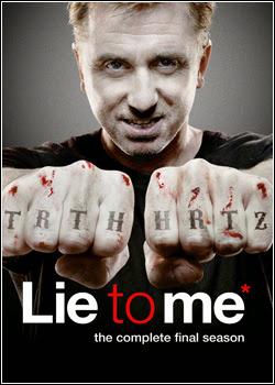 Lie to Me 3ª Temporada Completa  WEB-DL AVI Dual Áudio