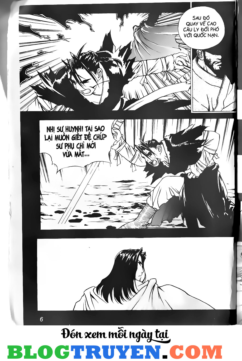 Thiên Lang Liệt Truyện Scan Chap 1 - Truyen.Chap.VN