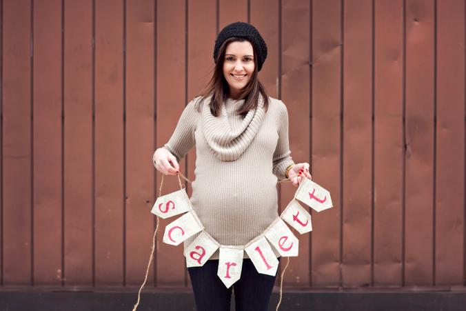 maternity portrait by studio 1208