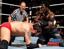 WWE Main Event 2013/07/31
