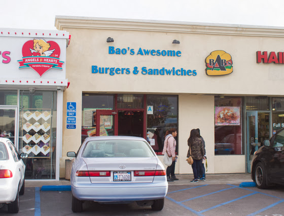 Bao's Awesome Burgers & Sandwiches