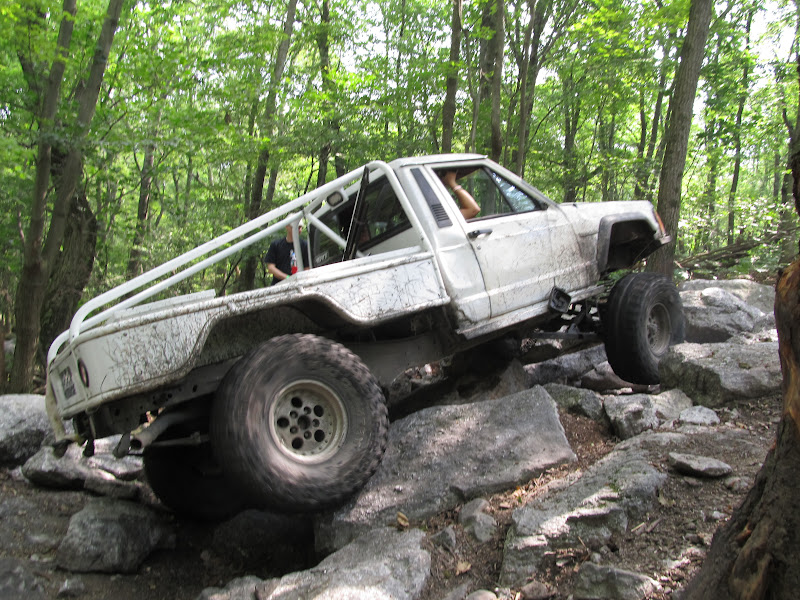 Well Built Jeep Comanche MJ For Sale/Trade - Pirate4x4.Com ...