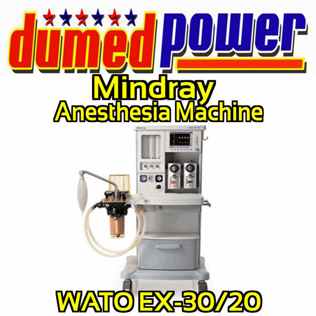 Mindray-Anesthesia-Machine-WATO+EX-30-20-Made-in-China