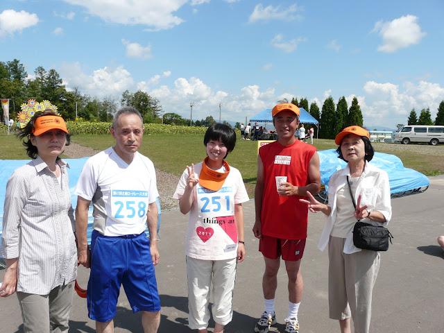 伊藤さんご夫妻、長澤さん、竹林さん、加藤さん