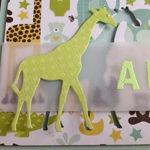 Stanze Giraffe