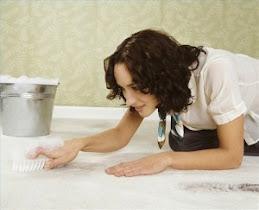 Влажная чистка ковролина