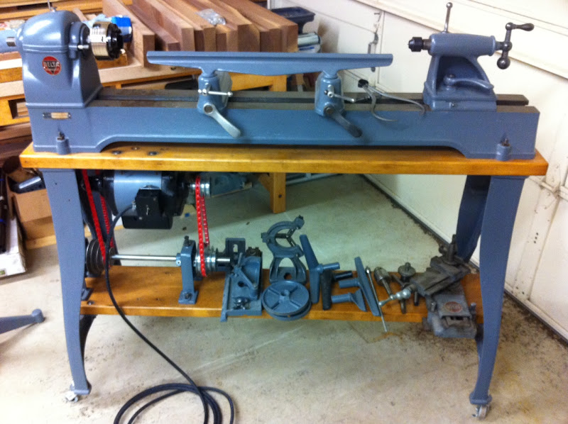 Advice On Motor For Pre Wwii Delta 1460 Lathe By Madebyhand