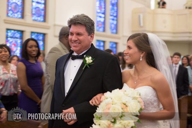 Dallas wedding video and photo
