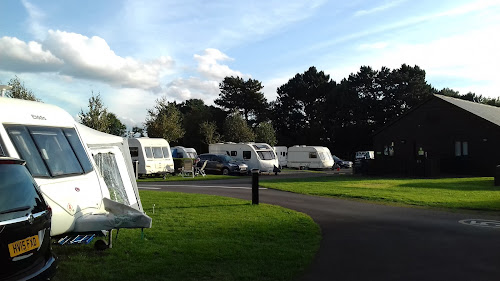 The Firs Caravan Club Site at The Firs Caravan Club Site