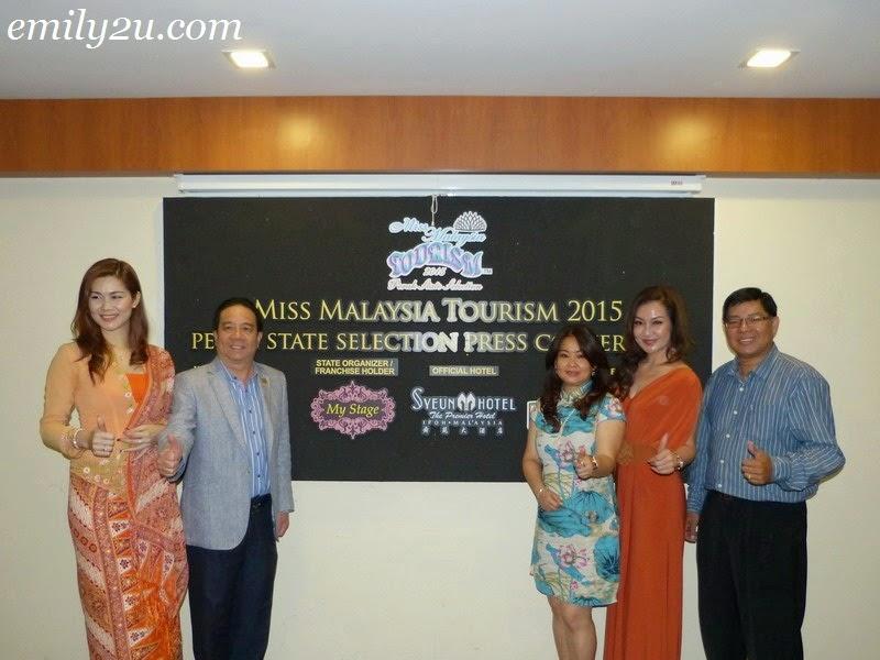 Miss Malaysia Tourism