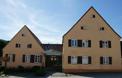 Gemeindehaus der kath. Kirchengemeinde St. Georg