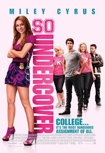 Nữ Đặc Vụ Xinh Đẹp - So Undercover poster