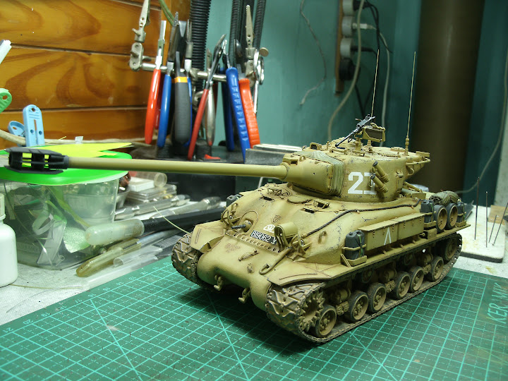 Scorpion CVR(T) - AFV Club - 1/35 GEDC0271
