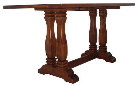 "60"" x 42"" Dane Table in Antique Cherry"