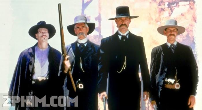Ảnh trong phim Thị Trấn Tombstone - Tombstone 1