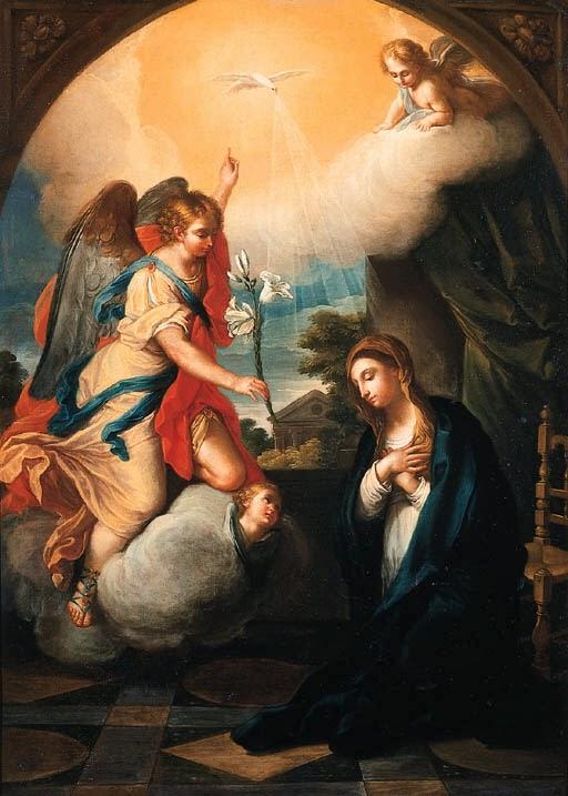 Francesco Trevisani - Annunciazione