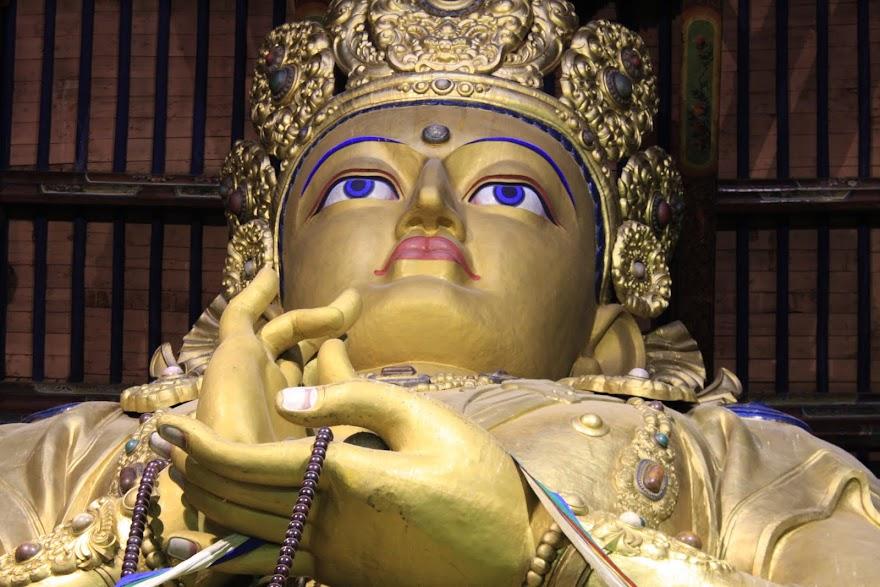 O BUDISMO na Mongólia