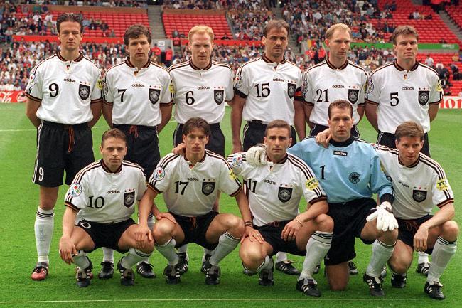 deutsche nationalmannschaft 2000