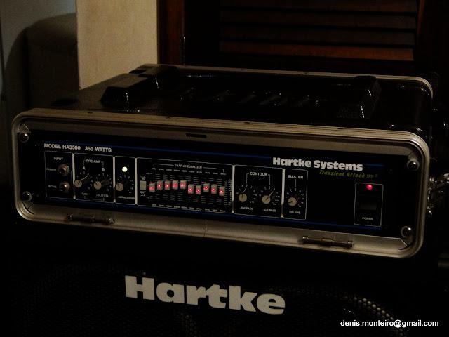 Equalizador do Hartke HA 3500 DSC04624