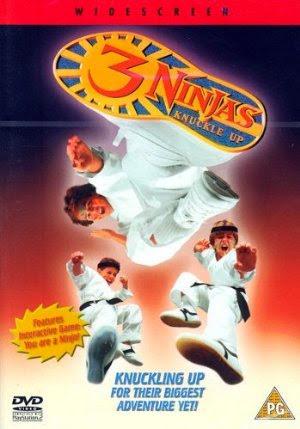 Watch 3 Ninjas Knuckle Up Online Free in HD
