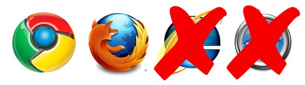 Internet Explorer and Safari first to fall at Pwn2Own 2011, Chrome and Firefox still standing !