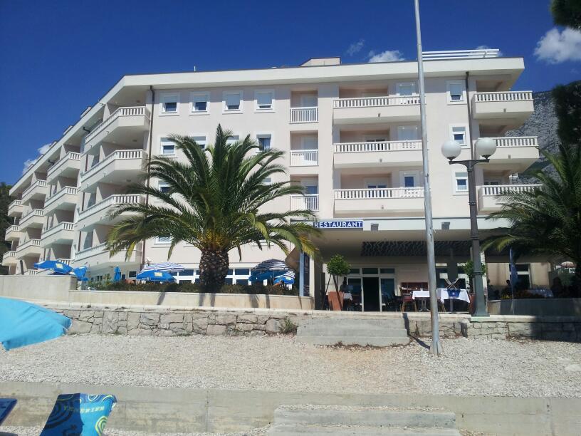Tamaris Hotel Tucepi Hotel Tamaris Hotell