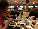 another casino breakfast on the road