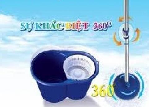 Cây lau nhà 360 Quý phu nhân giá cực rẻ - 12