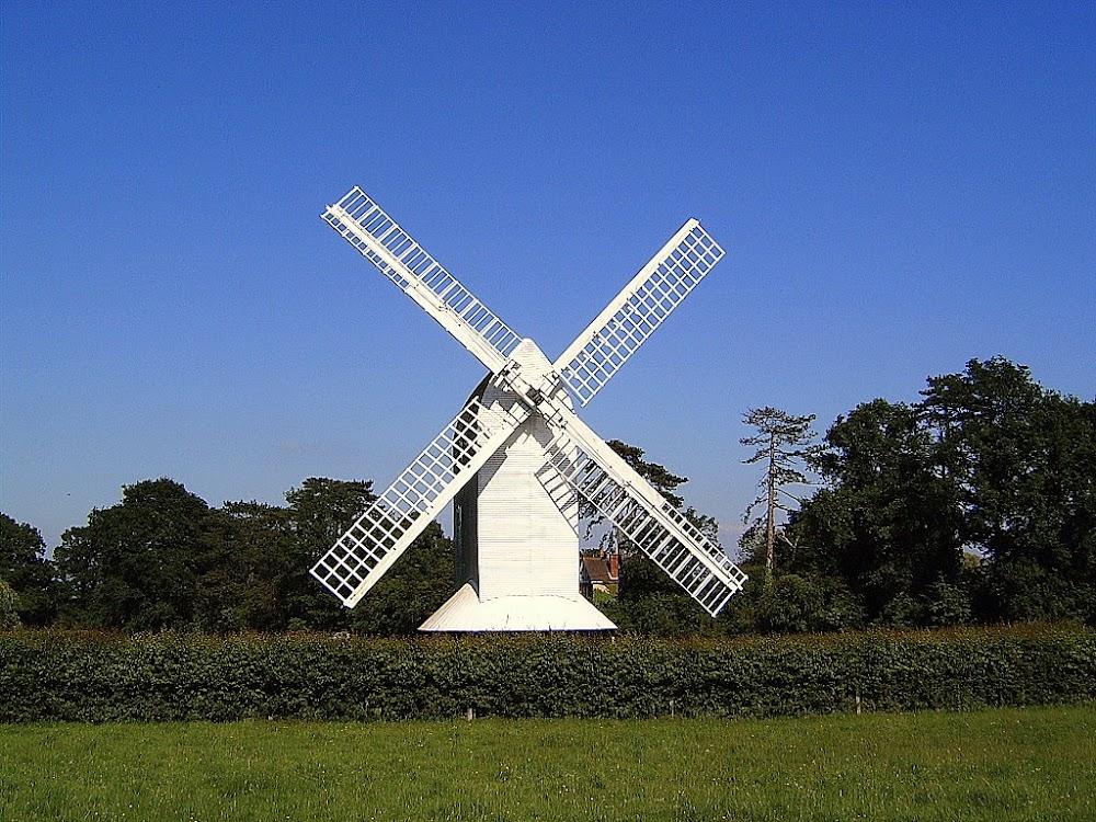 Mill at Charlwood.