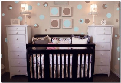 Blogs from a no-longer home sick aussie!: ~*Nursery Ideas and a