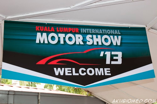 kl international motor show 2013