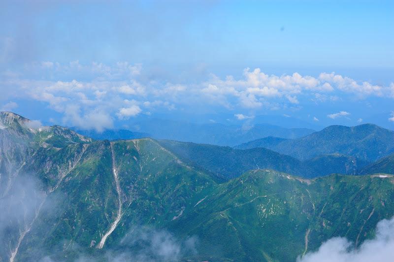 折戸岳方面の写真