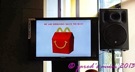 announcement, events, food, lifestyle, McDonald's Happy Meal