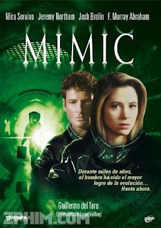 Gián Khổng Lồ - Mimic (1997) Poster