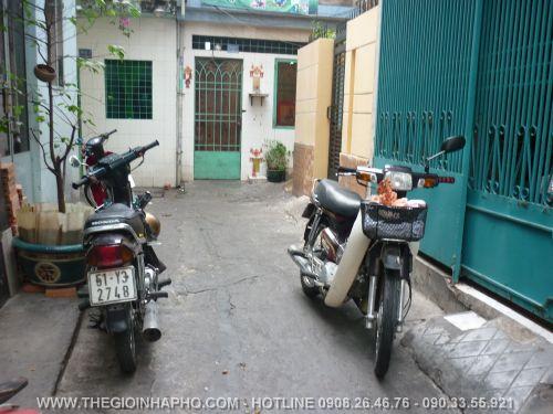 Bán nhà Nguyễn Tri Phương , Quận 10 giá 2 tỷ - NT22