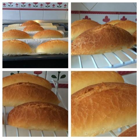 receta pan sin gluten paso a paso