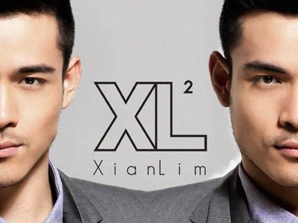XL2 Xian Lim Album Tracklist