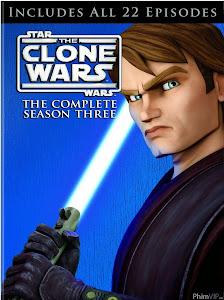 Chiến Tranh Giữa Các Vì Sao 3 - Star Wars The Clone Wars Season 3 poster