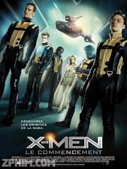 Dị Nhân 5: Thế Hệ Đầu Tiên - X-Men: First Class (2011) Poster