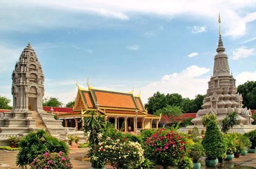 di campuchia du lich phnompenh tct Tour du lịch Campuchia: Sài Gòn   Ta Prohm   Phnompenh