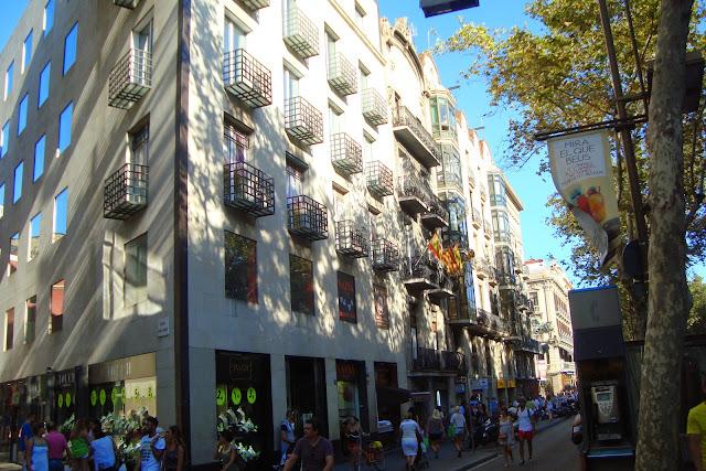 Барселона почти мимоходом
