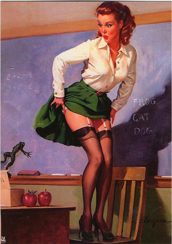 Голые в чулках девушки и женщины особенно эротичны. Секс в чулках - это супер!
