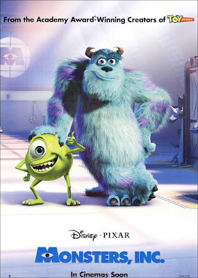 Monster Inc – DVDRIP LATINO
