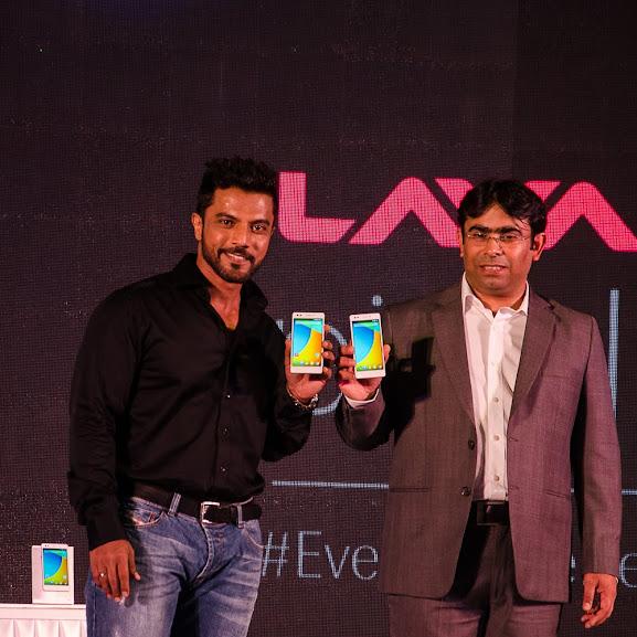 Lava Pixel V2, Lava phone launch, Lava Anirban Saha, Lava Pixel V2 launch in Mumbai