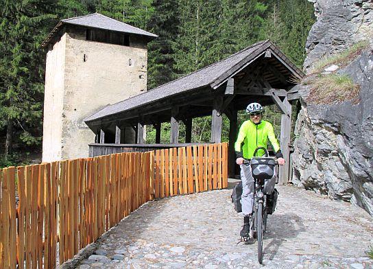 Tour 68: Strasbourg - Vicenza (1275 km) 2014