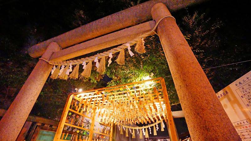 川越氷川神社 風鈴回廊 写真24