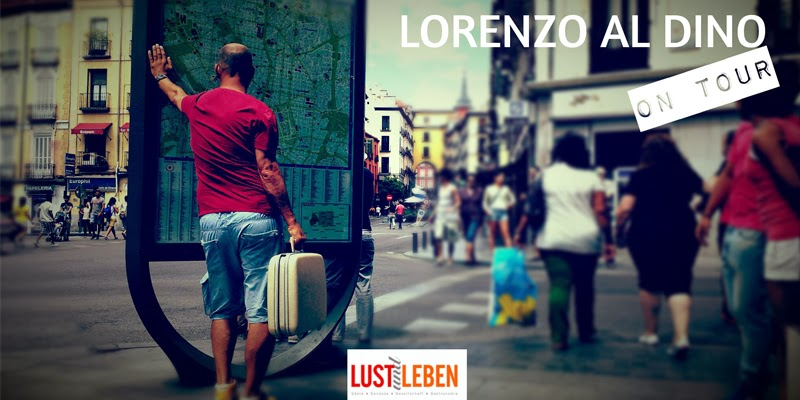 Lorenzo al Dino on Tour